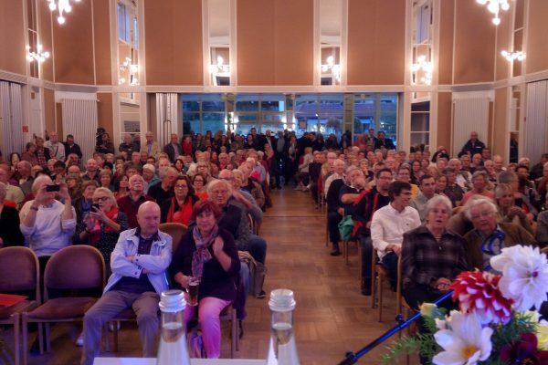 Kandidatenvorstellungen im Kurhaus, in Bernbach, Rotensol und in Neusatz